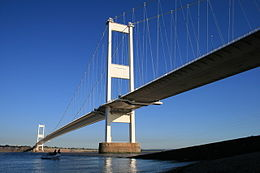 Severn Bridge near to Beachley.jpg