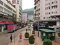Shau Kei Wan Main Street East near Tram Terminus.jpg