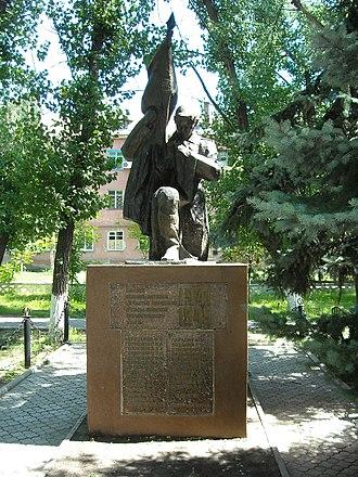 Shchastya - Image: Shchastia Pamyatnsk