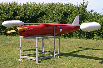 Radioplane Company - The Shelduck was Radioplane's greatest success, with 60,000 produced over several decades.