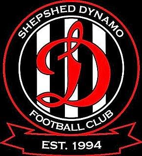 Shepshed Dynamo F.C. Association football club in England