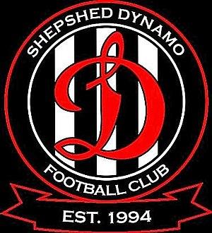 Shepshed Dynamo F.C. - Image: Shepshed Dynamo Est 1994