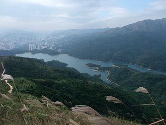 Shing Mun Reservoir - Image: Shing Mun Reservoir 1
