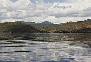 Shoghakat, Armenia - Image: Shorzha