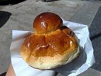 Sicilian brioche