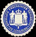 Siegelmarke Königlich Preussische Regierung zu Lüneburg W0245800.jpg