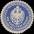Siegelmarke K. Marine Befehlshaber des Sicherungsverbandes der westlichen Ostsee W0351869.jpg