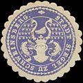 Siegelmarke Stadtsiegel zu Schweinsberg W0345905.jpg
