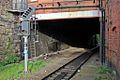 Signal, Wigan Wallgate railway station (geograph 4512881).jpg