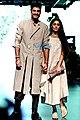 Sikander Kher and Priya Singh at the Lakme Fashion Week 2016 Day 3.jpg
