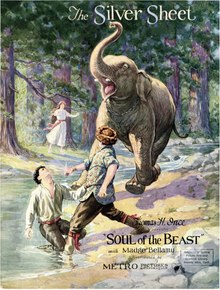 Silver Sheet January 01 1923 - SOUL OF THE BEAST.pdf
