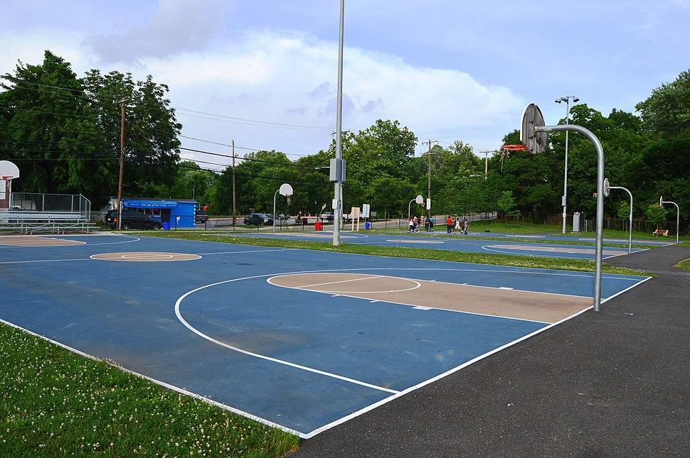Simmons Park in Norristown, Pennsylvania