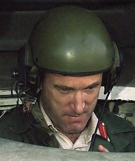 Simon Cooper (British Army officer) British Army general