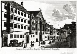 Simon Grimm Jesuitenkolleg Augsburg