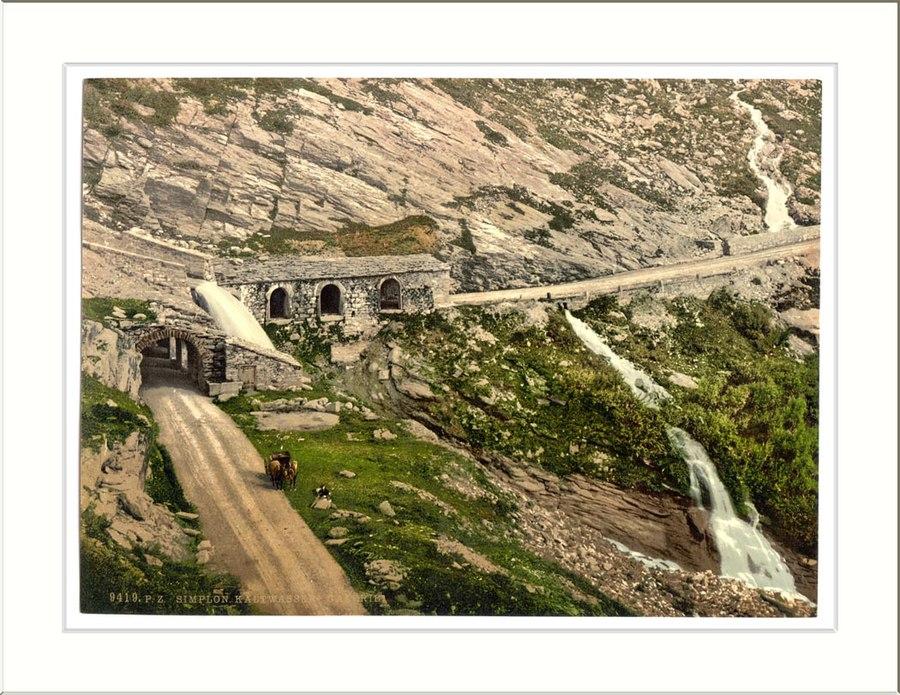 Kaltwasser Pass