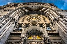 27 - Sinagoga de la Congregación Israelita Argentina