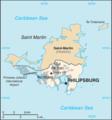 Sint Maarten-CIA WFB Map.png