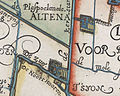 Sion, as depicted on map of Floris Balthasars 1611.jpg