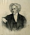 Sir John Frederick William Herschel. Wood engraving, 1871. Wellcome V0002721.jpg