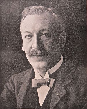 William Forbes (railway manager) - Sir William Forbes in 1915