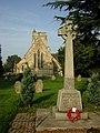 Skellingthorpe War Memorial - geograph.org.uk - 48449.jpg