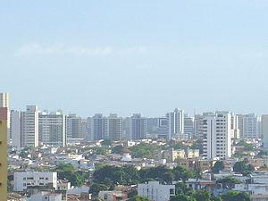 Sergipe - Skyline of Aracaju.