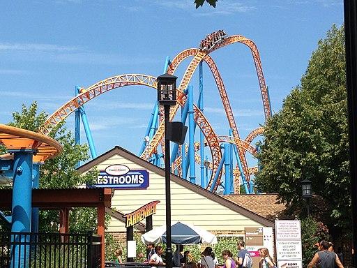 Skyrush, Hersheypark, 2013-08-10