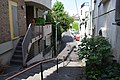 Small street and stairs in Minami Azabu.jpg
