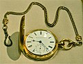 Smithsonian National Museum of American History - Abraham Lincolns pocket watch (8307612374).jpg
