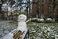 Snowman Dora at CNU Main Campus (20151123094021).jpg