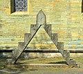 Soest, St. Patrokli Dom, Denkmal am Dom.JPG
