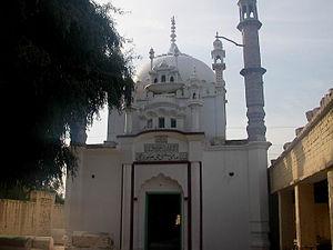 Sohni Mahiwal - Tomb of Sohni in Shahdadpur, Sindh