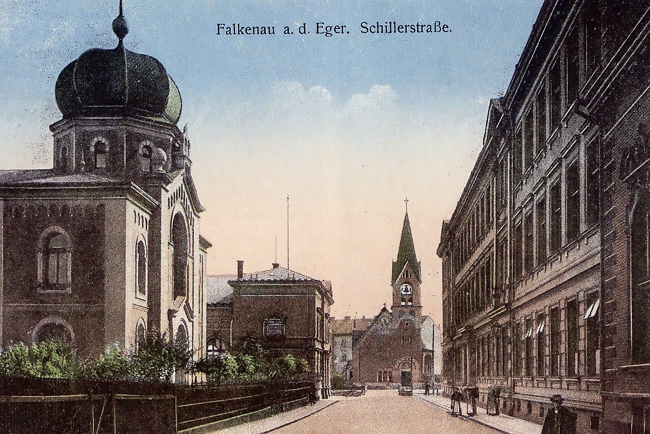 Sokolov židovská synagoga.jpg