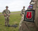 Soldiers from the School of Infantry MOD 45161462.jpg