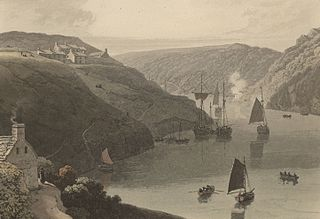 Solva: near St. David's, Pembrokeshire