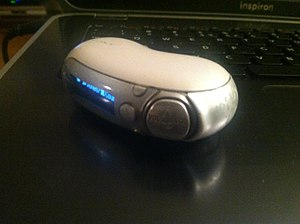 Walkman Bean - Sony Walkman Bean
