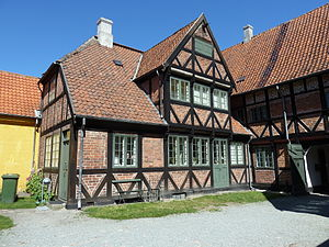 Sorø Museum - The building seen from the courtyard