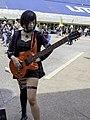 Sora Chan as Ran Mitake at PF32 20200704g.jpg