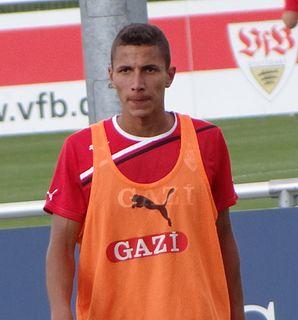 Soufian Benyamina German footballer