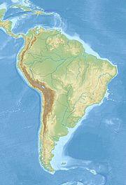 Riochican is located in South America