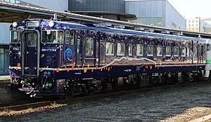 South Hokkaido Railway Company - Image: South Hokkaido Railway kiha 40 1793 nagamare hakodate 20160406