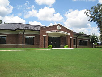 Warner Robins, Georgia - Southeast Region Headquarters of Little League