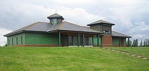 Garon Park - Garon Park's pavilion