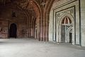 Southernmost Mihrab - Qila-e-Kuhna Masjid - Old Fort - New Delhi 2014-05-13 2873.JPG