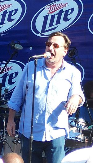 Southside Johnny - Southside Johnny in performance, 2008