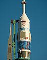 Soyuz TMA-11M erected at Baikonur Cosmodrome (201311050027HQ).jpg