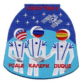 Soyuz TMA-3 Patch white.jpg