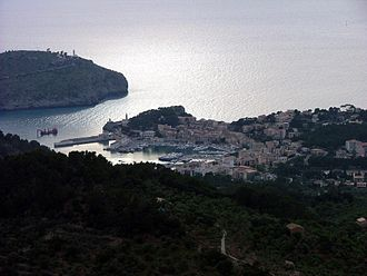 Port de Sóller - Image: Spain mallorca port de soller