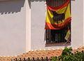 Spanische Flagge Torremolinos (4).JPG