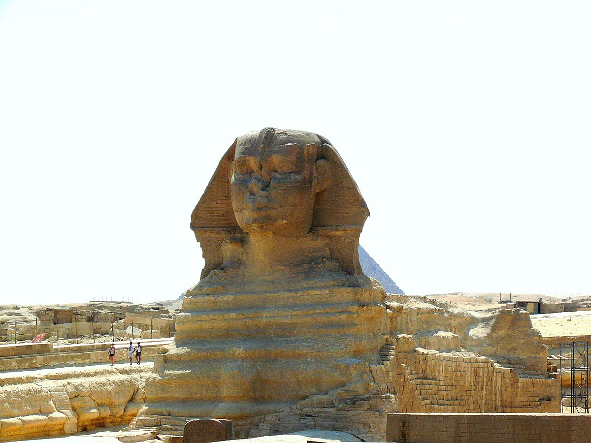 The Great Sphinx Facts For Kids